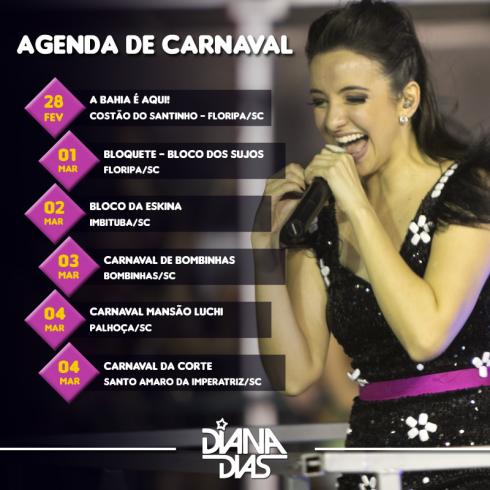 Agenda Carnaval